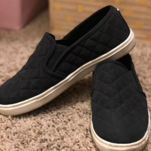 Quilted Steve Madden Dupe Sneakers